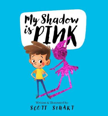 My Shadow is Pink book