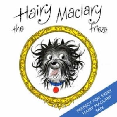 The Hairy Maclary Frieze by Lynley Dodd