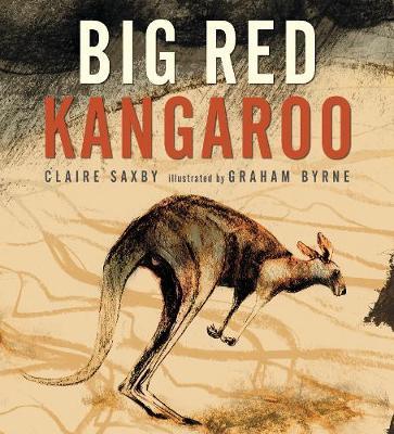 Big Red Kangaroo book
