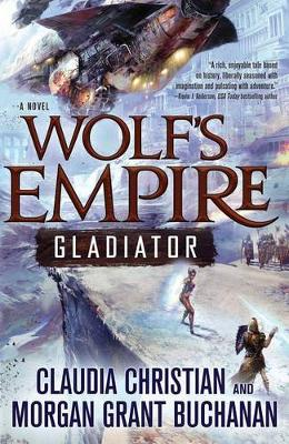 Wolf's Empire by Claudia Christian