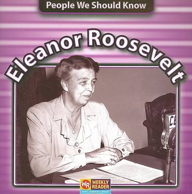 Eleanor Roosevelt by Jonathan A. Brown