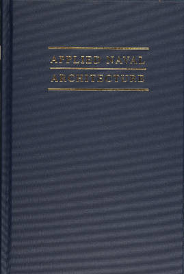 Applied Naval Architecture by Robert B. Zubaly