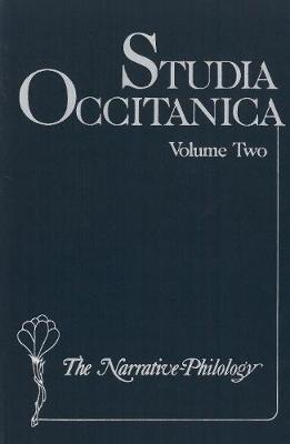 Studia Occitanica by Hans-Erich Keller