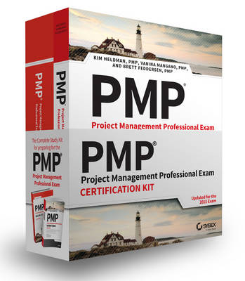 PMP Project Management Professional Exam Certification Kit by Kim Heldman