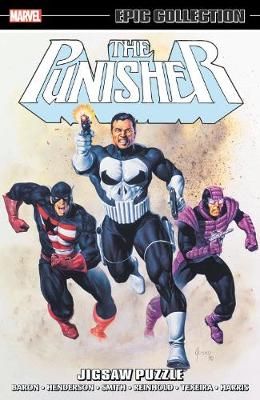 Punisher Epic Collection: Jigsaw Puzzle by Mike Baron