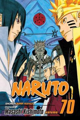 Naruto, Vol. 70 by Masashi Kishimoto