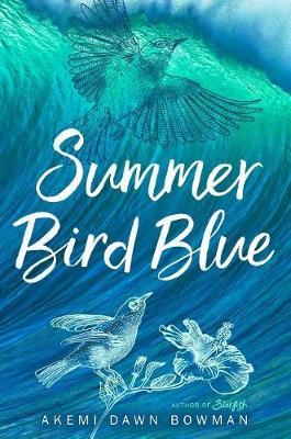 Summer Bird Blue book
