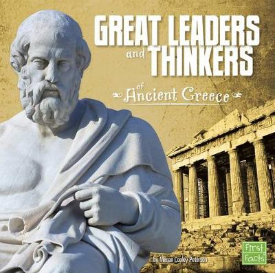 Great Leaders and Thinkers of Ancient Greece book