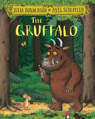 The Gruffalo by Julia Donaldson