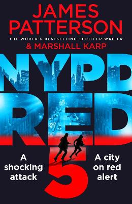NYPD Red 5 book