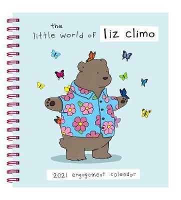 Liz Climo 2021 Engagement Calendar by Liz Climo