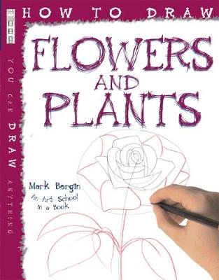 How To Draw Flowers And Plants book
