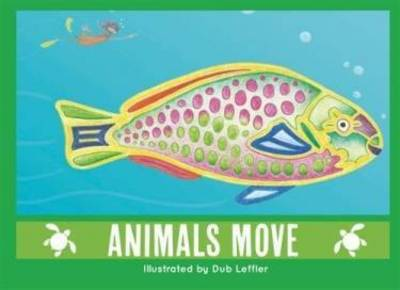Animals Move by Magabala Books