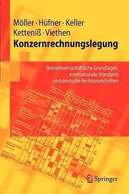 Konzernrechnungslegung by Peter Moller