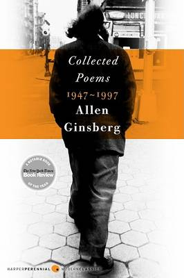 Collected Poems by Allen Ginsberg