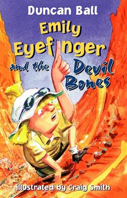 Emily Eyefinger and the Devil Bones book