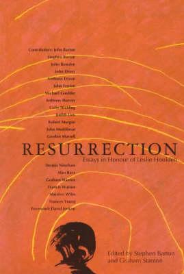 Resurrection by Stephen C. Barton