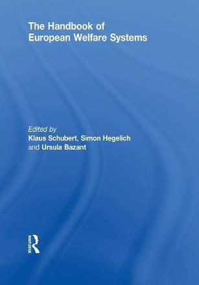 Handbook of European Welfare Systems book