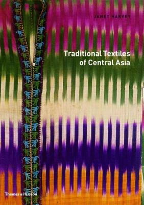 Traditional Textiles of Central Asia book