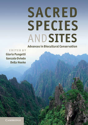 Sacred Species and Sites by Gloria Pungetti