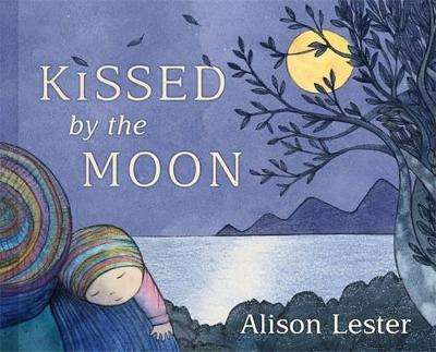 Kissed by the moon book
