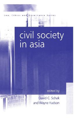 Civil Society in Asia: In Search of Democracy and Development in Bangladesh by Wayne Hudson