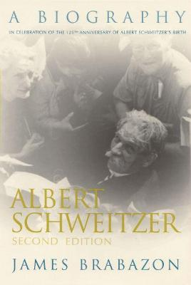 Albert Schweitzer by James Brabazon