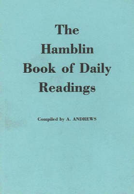 Hamblin Book of Daily Readings book