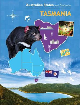 Australian States and Territories: Tasmania (TAS) by Linsie Tan