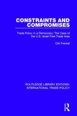 Constraints and Compromises by Orit Frenkel