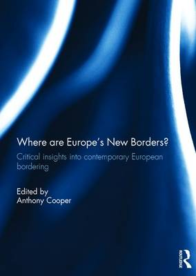 Where are Europe's New Borders? book