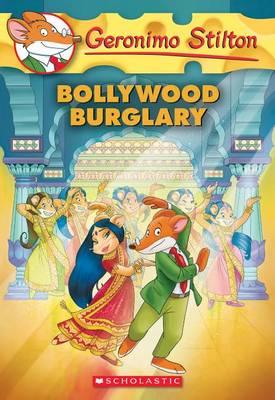 Bollywood Burglary (Geronimo Stilton #65) book
