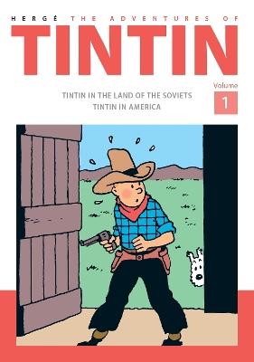 Adventures of Tintin Volume 1 by Herge