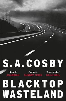 Blacktop Wasteland: one of the most thrilling and acclaimed crime novels of the year book