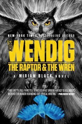 Raptor & the Wren book