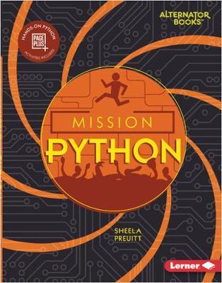 Python by Sheela Preuitt