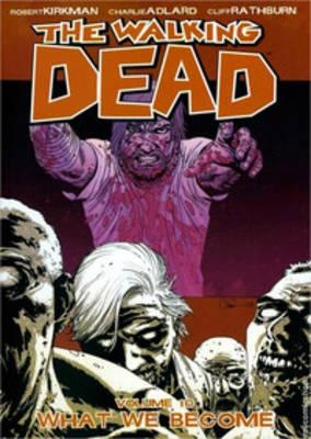 Walking Dead book