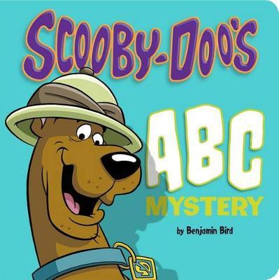 Scooby Doo's ABC Mystery book