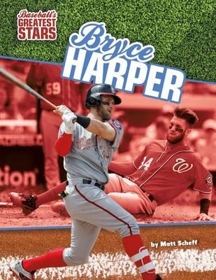 Bryce Harper by Matt Scheff