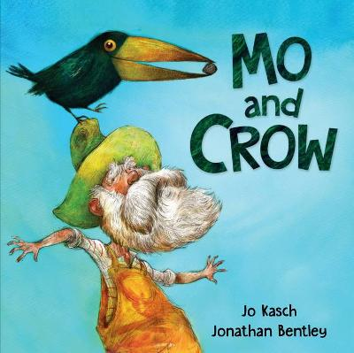 Mo and Crow book