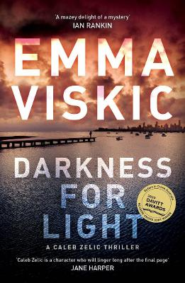 Darkness for Light book