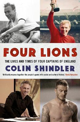 Four Lions by Colin Shindler