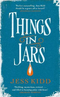 Things in Jars book