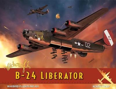 Witchcraft B-24 Liberator by Kenny Kemp