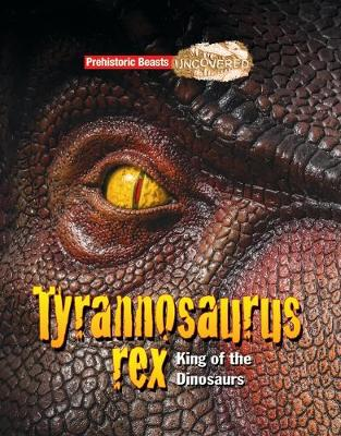 Tyrannosaurs Rex by Dougal Dixon