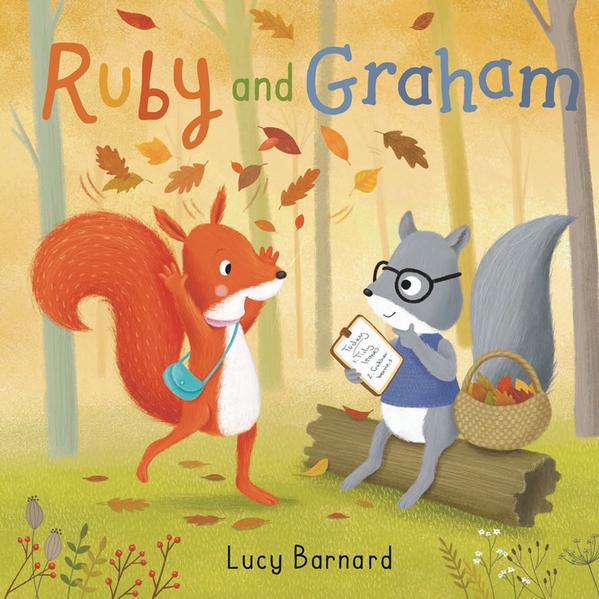 Ruby and Graham by Lucy Barnard