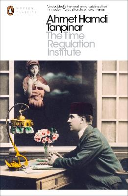 The Time Regulation Institute book