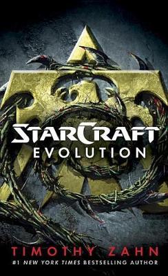Starcraft: Evolution book
