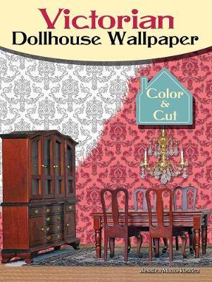 Victorian Dollhouse by Jessica Mazurkiewicz