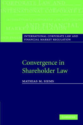 Convergence in Shareholder Law book